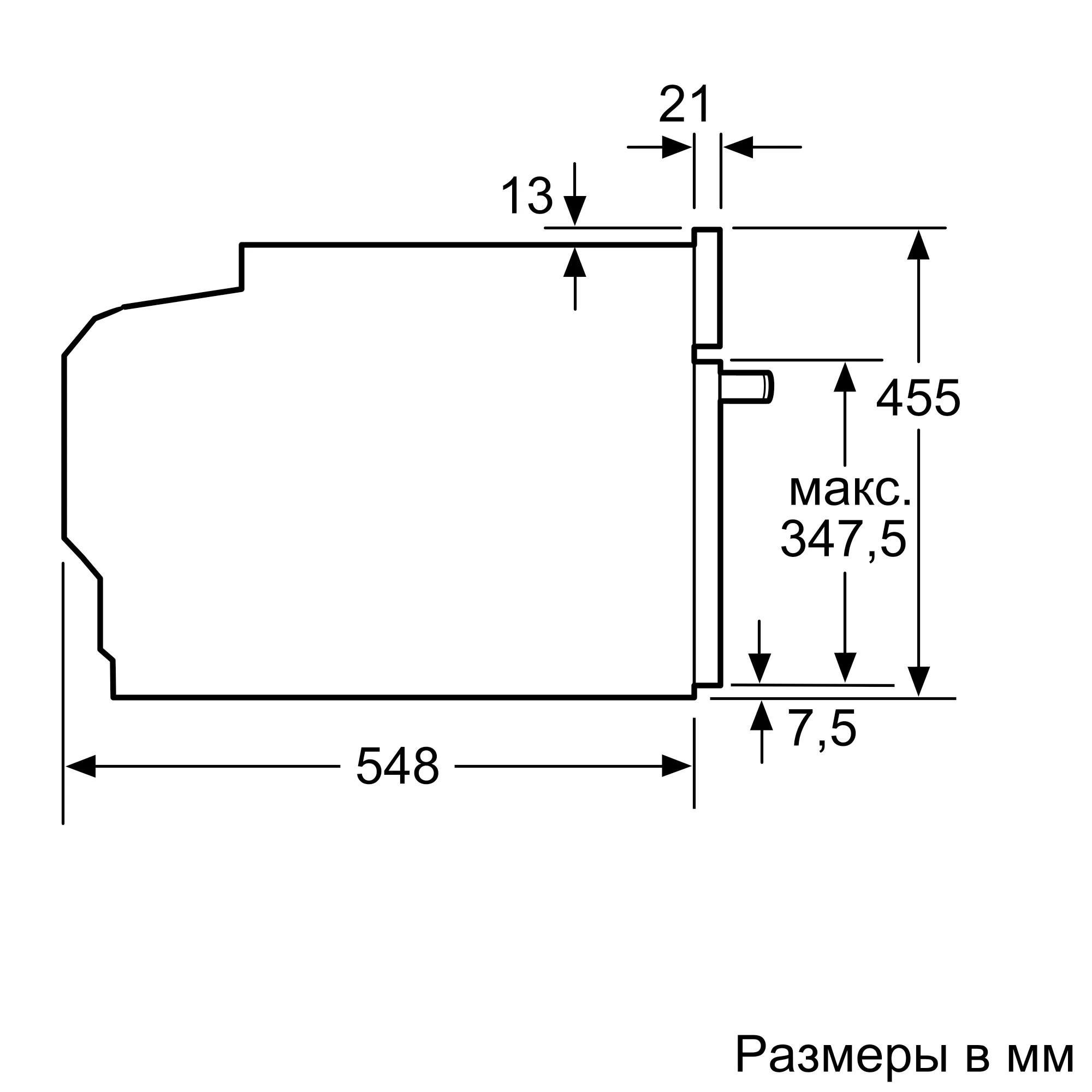 Встраиваемый компактный духовой шкаф с микроволнами Neff C17MR02N0