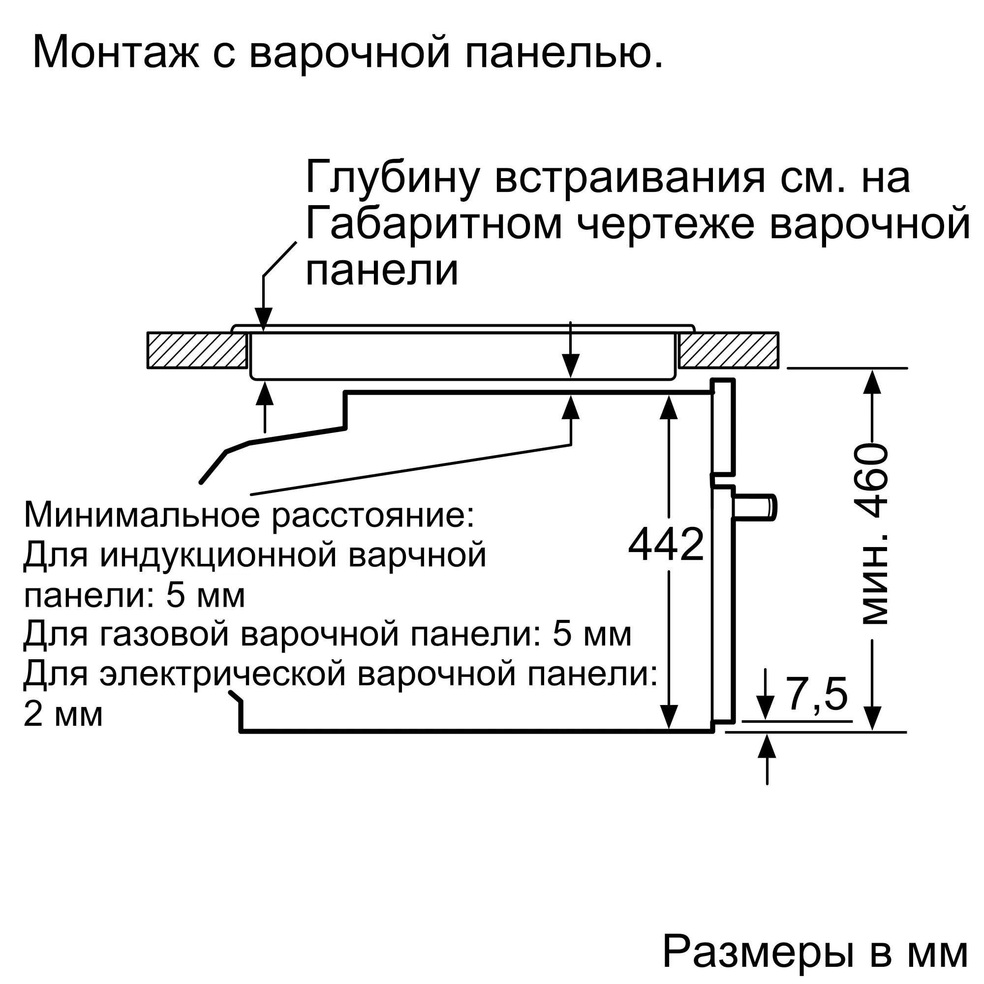 Компактный духовой шкаф с микроволнами и паром Neff C18QT27H0