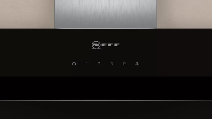 Вытяжка для настенного монтажа Neff D95IHM1S0