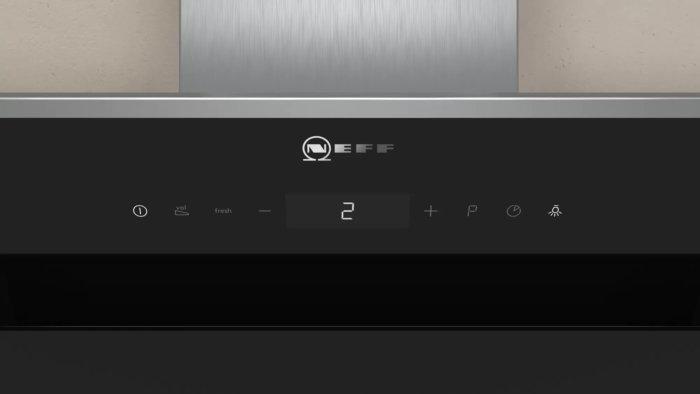 Вытяжка для настенного монтажа Neff D95IMW1N0