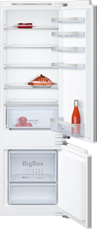 Встраиваемый холодильник с нижней морозильной камерой Neff KI5872F20R