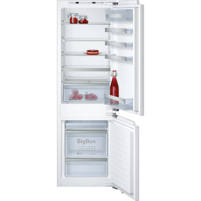 Встраиваемый холодильник с нижней морозильной камерой Neff KI6863D30R