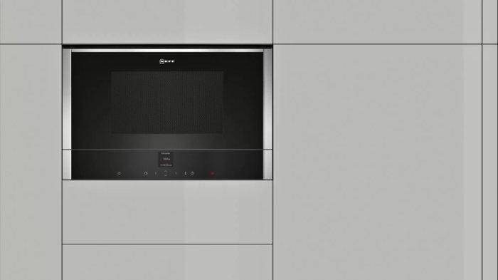Встраиваемая микроволновая печь Neff C17GR00N0