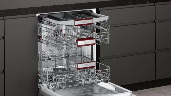 Встраиваемая посудомоечная машина Neff S517T80D6R