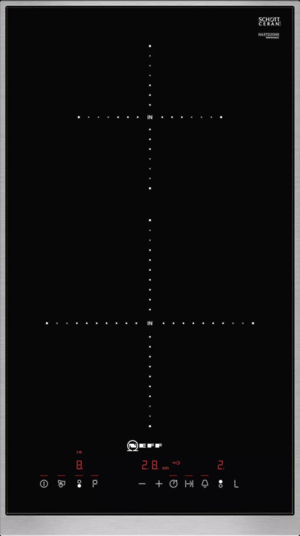 Индукционная варочная панель Neff Domino N43TD20N0