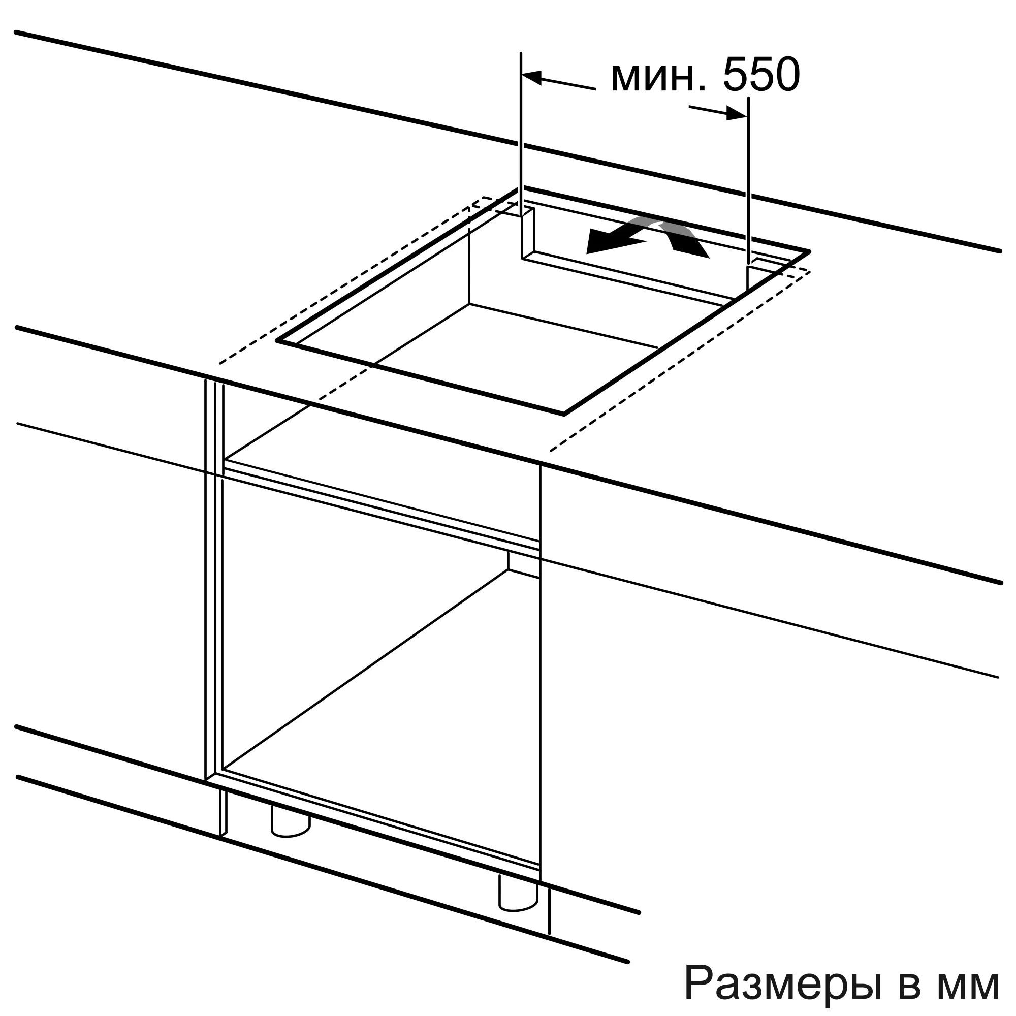Индукционная варочная панель Neff T36FB40X0