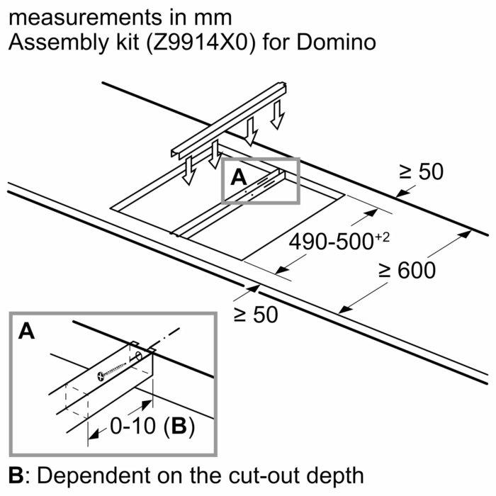Электрическая варочная панель Neff Domino N13TD26N0