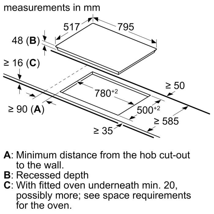 Электрическая варочная панель Neff T18BT16N0